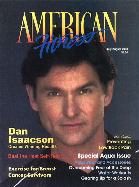 American Fitness cover