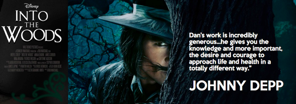 Dan's client Johnny Depp